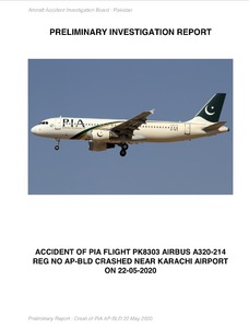 Pilot's criminal negligence: PK8303 Preliminary Report reveals shocking details