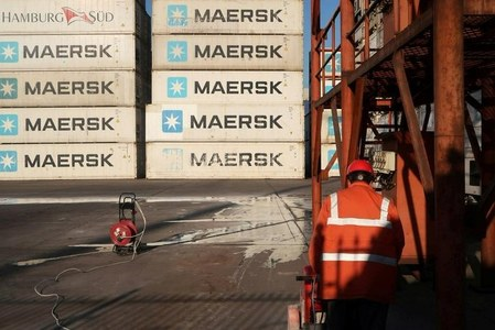 Maersk heads zero-carbon drive in shipping sector with $60 million research center