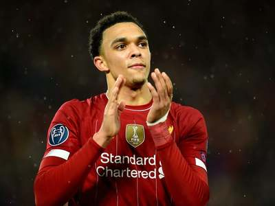 Liverpool chasing records, says Alexander-Arnold