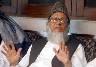 Former Jamaat-e-Islami chief Syed Munawar Hasan passes away