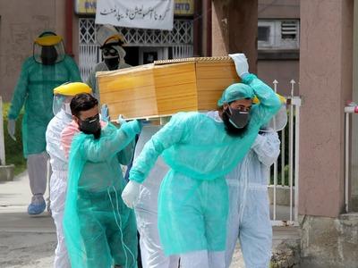 27 more people pass away from coronavirus in Sindh