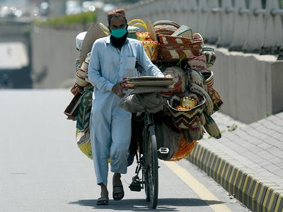 Sindh reports 1,949 new coronavirus cases