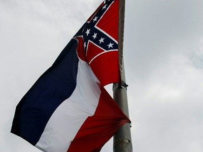 Mississippi vote expected to remove Confederate symbol from state flag