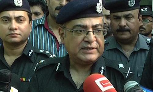 IGP orders operation against criminals