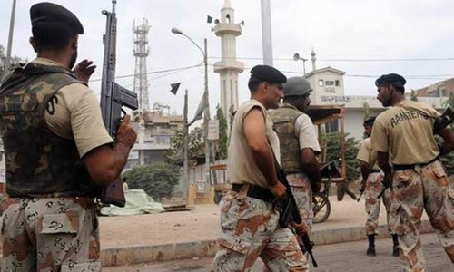 Sindh Rangers say all terrorists have been killed in PSX attack