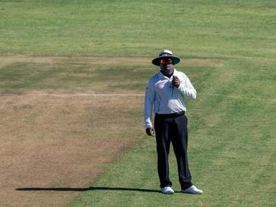 India's Menon becomes youngest elite umpire at 36