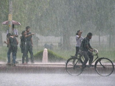 India sees above average monsoon rainfall in June, accelerating crop sowing