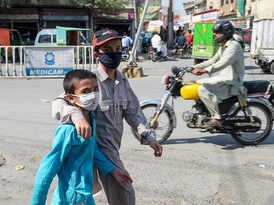 Pakistan's coronavirus recoveries cross 100,000 mark