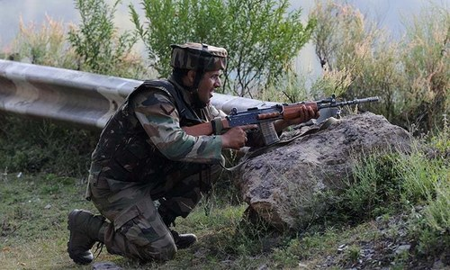 Young boy martyred in India's unprovoked firing across LoC: DG ISPR