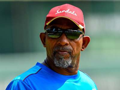 Windies say Simmons job safe despite calls for sacking