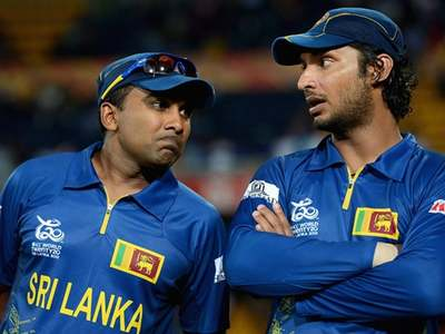 2011 World Cup final: Sangakkara, Jayawardene called up in fixing investigation