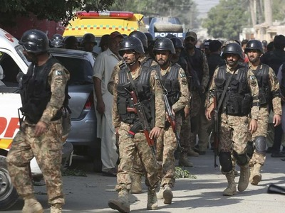 Slight increase in anti-state violence in June; Anti-Pakistan Forces trying to revive urban militancy