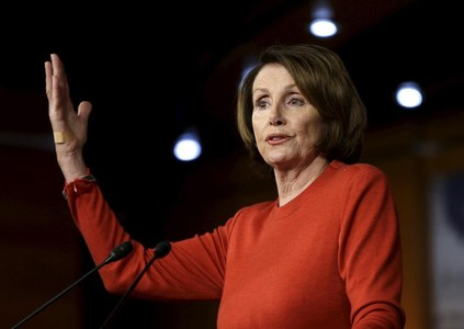 Pelosi: US should sanction Russia for alleged bounty scheme