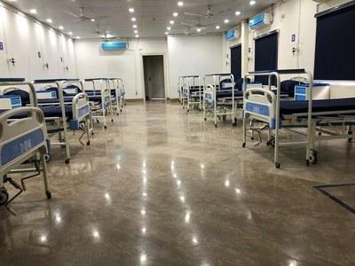 KP converts 58-bed ward into COVID-19 facility in Peshawar