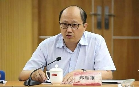 China names new head of national security office in Hong Kong