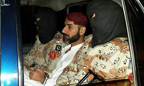 Sindh govt to make Uzair Baloch's JIT public on July 6