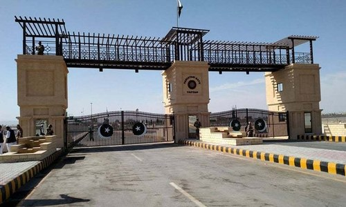 Pakistan to open its border with Iran tomorrow