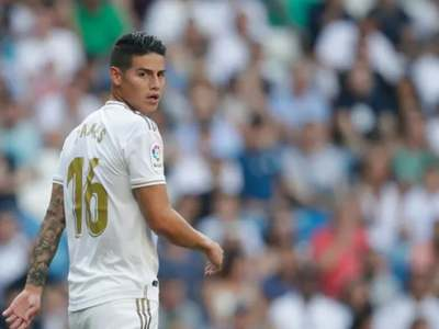 Manchester United to make a move for James Rodriguez