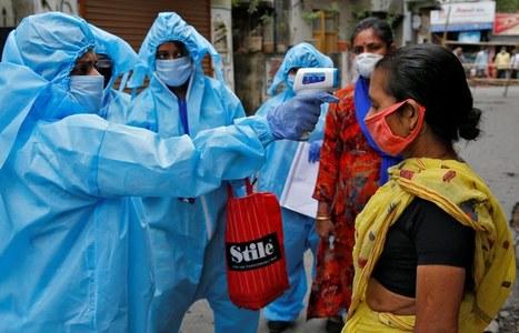 India's coronavirus death toll hits 20,000