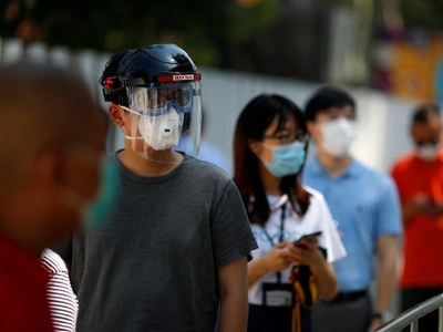 Beijing reports zero virus cases for first time since new outbreak