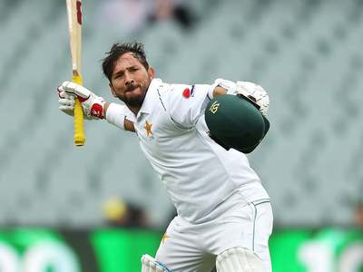 Yasir Shah hopeful to hit century against England