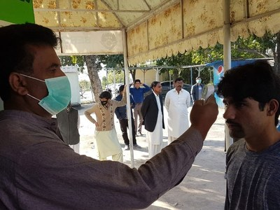 Coronavirus claims 4 more lives in AJK raising death toll to 40: 36 new COVID-19 positive cases detected