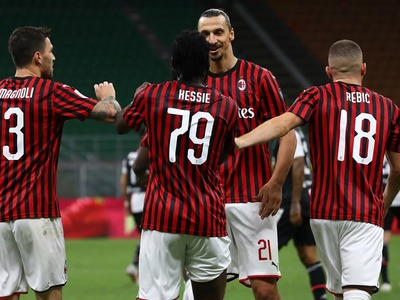 Milan hit back with three goals in five minutes to floor Juve