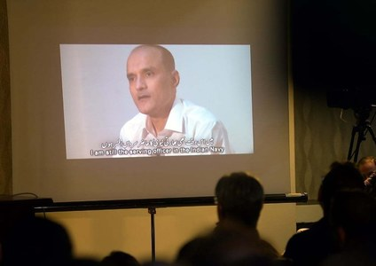 'Review and reconsideration': Kulbhushan refuses to appeal