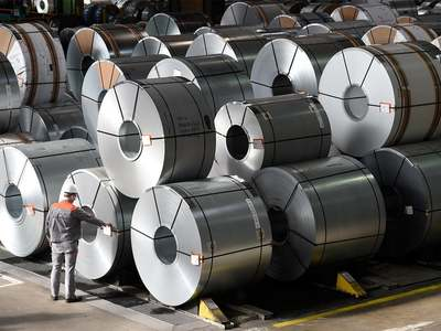 China's steel futures rise on demand prospects