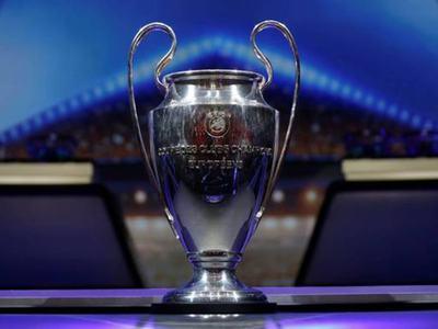 Champions League Quarterfinals draw complete