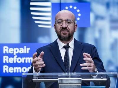 EU's Michel seeks please-all recovery plan ahead of tense summit