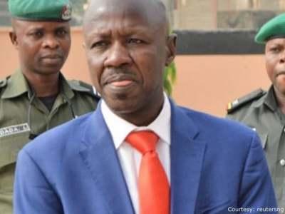 Nigeria suspends anti-graft chief during investigation into agency