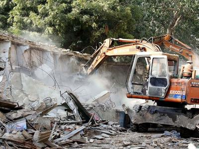 KMC begins fresh anti-encroachment drive