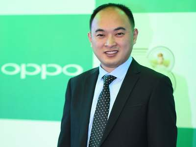 Interview with George Long, Chief Executive Officer, OPPO Pakistan