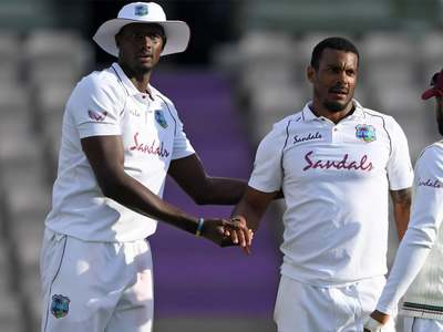 Holder hails Gabriel's 'massive heart' as Windies beat England