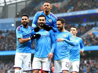 CAS lifts Manchester City's Champions League ban