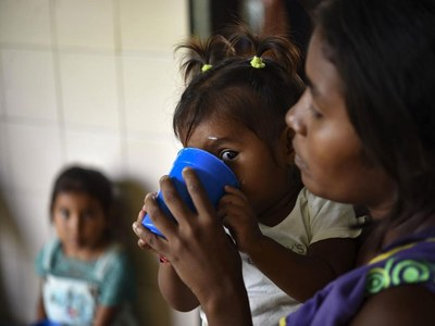 World hunger worsening as coronavirus weighs and obesity rises: UN