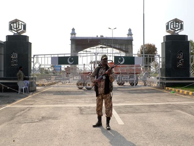 Afghan exports thru Wagha border allowed