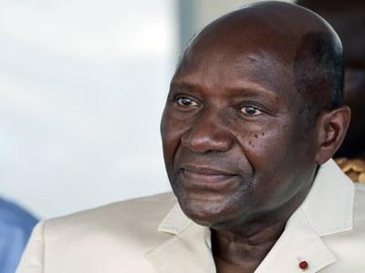 Ivory Coast vice president quits