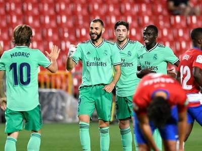 Real Madrid one win away from clinching La Liga