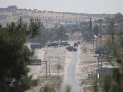Several wounded in Syria attack on Russian-Turkish patrol