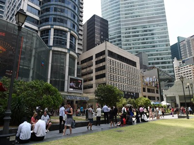 Virus-hit Singapore plunges into recession as economy shrinks 41%