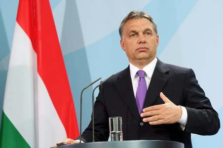 Hungary lawmakers hand PM Orban EU virus deal veto