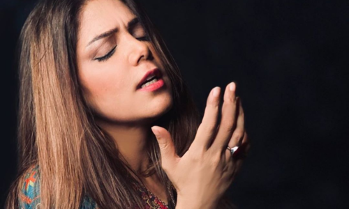 Hadiqa Kiani is back with another track to pay tribute to Kashmiri and Turkish martyrs