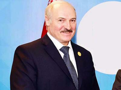 Belarus leader criticises West after protests over election bans