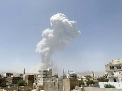 Air strikes kill civilians in Yemen's al-Jawf province