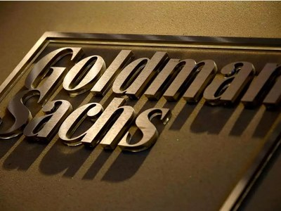 Goldman Sachs profits top estimates, shares jump