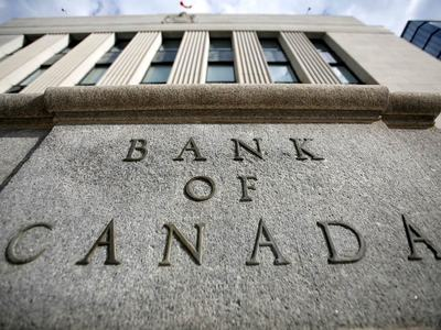 Bank of Canada holds rate steady, sees economy below pre-COVID-19 levels until 2022