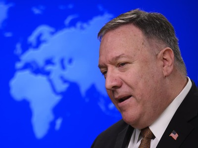 Pompeo says US to have decisions soon on Chinese technology firms, apps