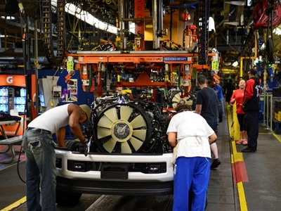 US industrial output jumps in June, but -42.6pc Q2: Fed